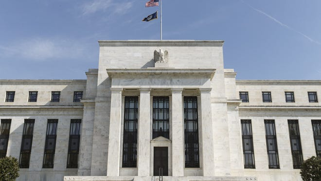 The Federal Reserve was expected to keep interest rates unchanged Wednesday.