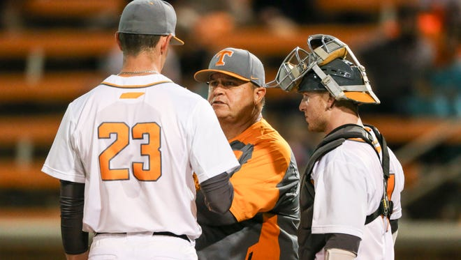 Dave Serrano didn't get Tennessee's baseball program where he wanted to take it.