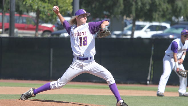 Senior righthander Marshall Pautsch has been the ace of the staff for the Cal Lutheran baseball team, going 9-2 with a 3.19 ERA. The Kingsmen open the Division III World Series on Friday against Wheaton (Massachusetts) in Appleton, Wisconsin.