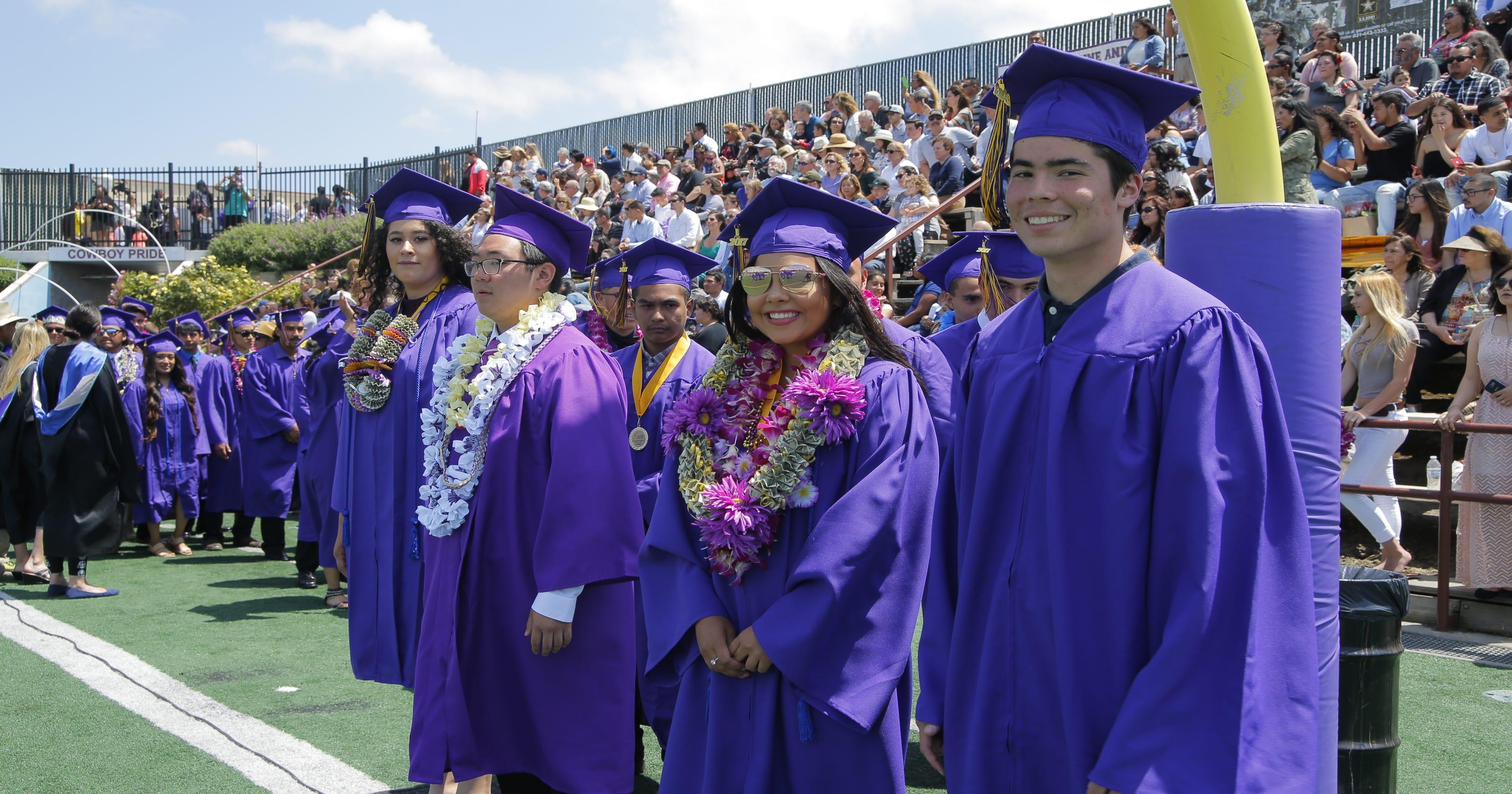 Salinas High Class of 2017