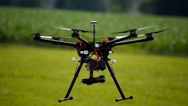 The Garfield council is looking to regulate drones.