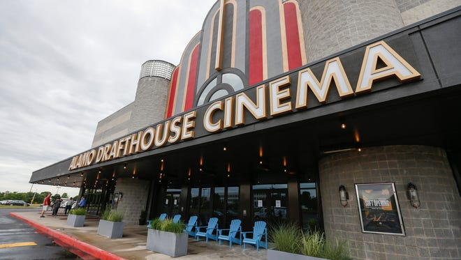 Alamo Drafthouse Cinema, located at 4005 South Avenue, opened on Monday, June 19, 2017.