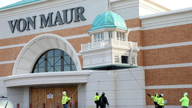 The Corners development, anchored by the new Von Maur department store, could be getting a nine-screen cinema.