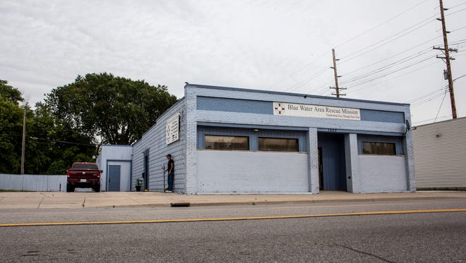 The Blue Water Area Rescue Mission, 1920 24th St., is in the process of expanding and becoming a licensed substance abuse program center.
