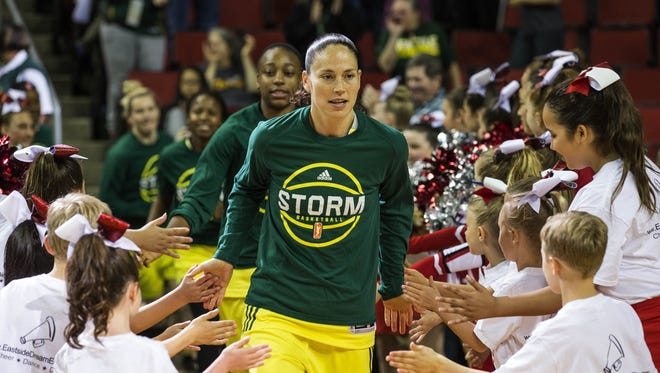 Sue Bird will start in the WNBA All-Star Game in front of her home crowd.