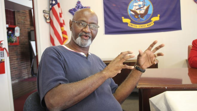 Melvin Blackshare has spent 40 years in the state prison system. No at age 62, he is looking to turn his life around through the Ready4Work program.