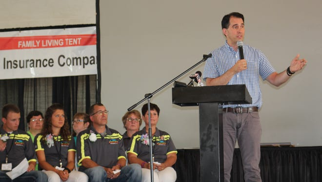 At the annual Governor's Northern Economic Development Summit, Gov. Scott Walker unveiled the Rural Agenda: a multi-point plan to bolster Wisconsin's rural communities.
