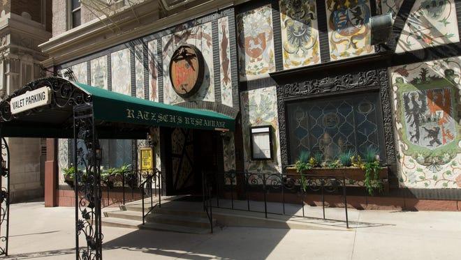 Karl Ratzsch's restaurant.