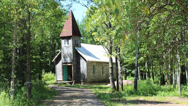 The Estonian Evangelical Martin Luther Church, located in Gleason, has experienced several instances of vandalism this year, setting back the timeline for repairs.