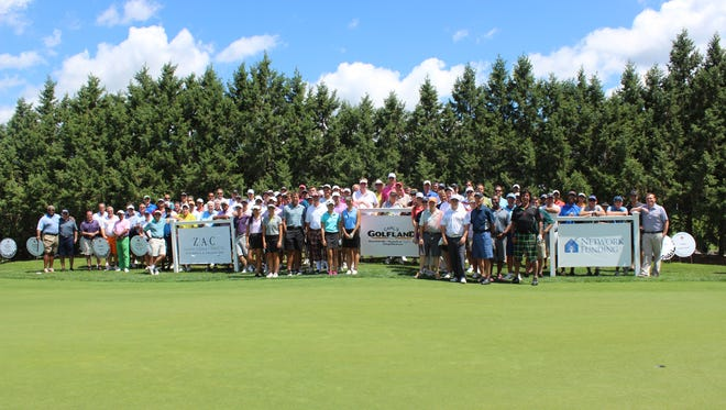 Golfers and spectators made an impressive showing at the previous AJGA tournament.
