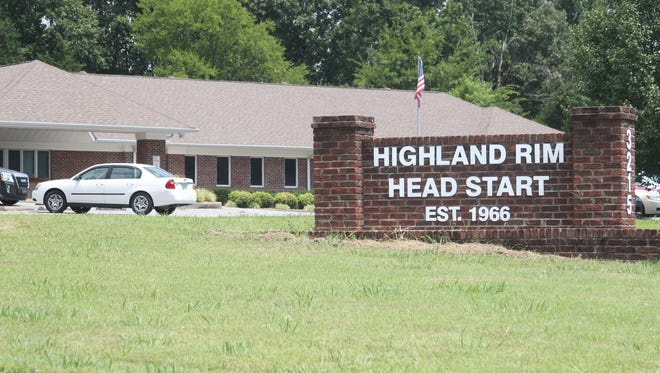 The Highland Rim Head Start in Houston County, Tennessee