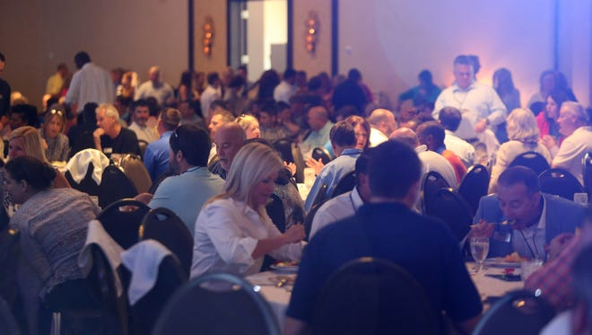 Greater Tallahassee Chamber of Commerce held their 2017 Community Conference at the Omni Amelia Island Plantation August 12.