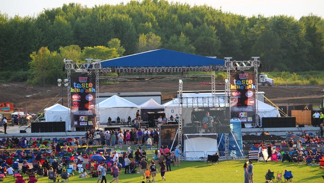 Taste: Blue Ash Food and Music Festival has added food trucks to the fare, and ramped up the music headliners for the Aug. 25-26 event.