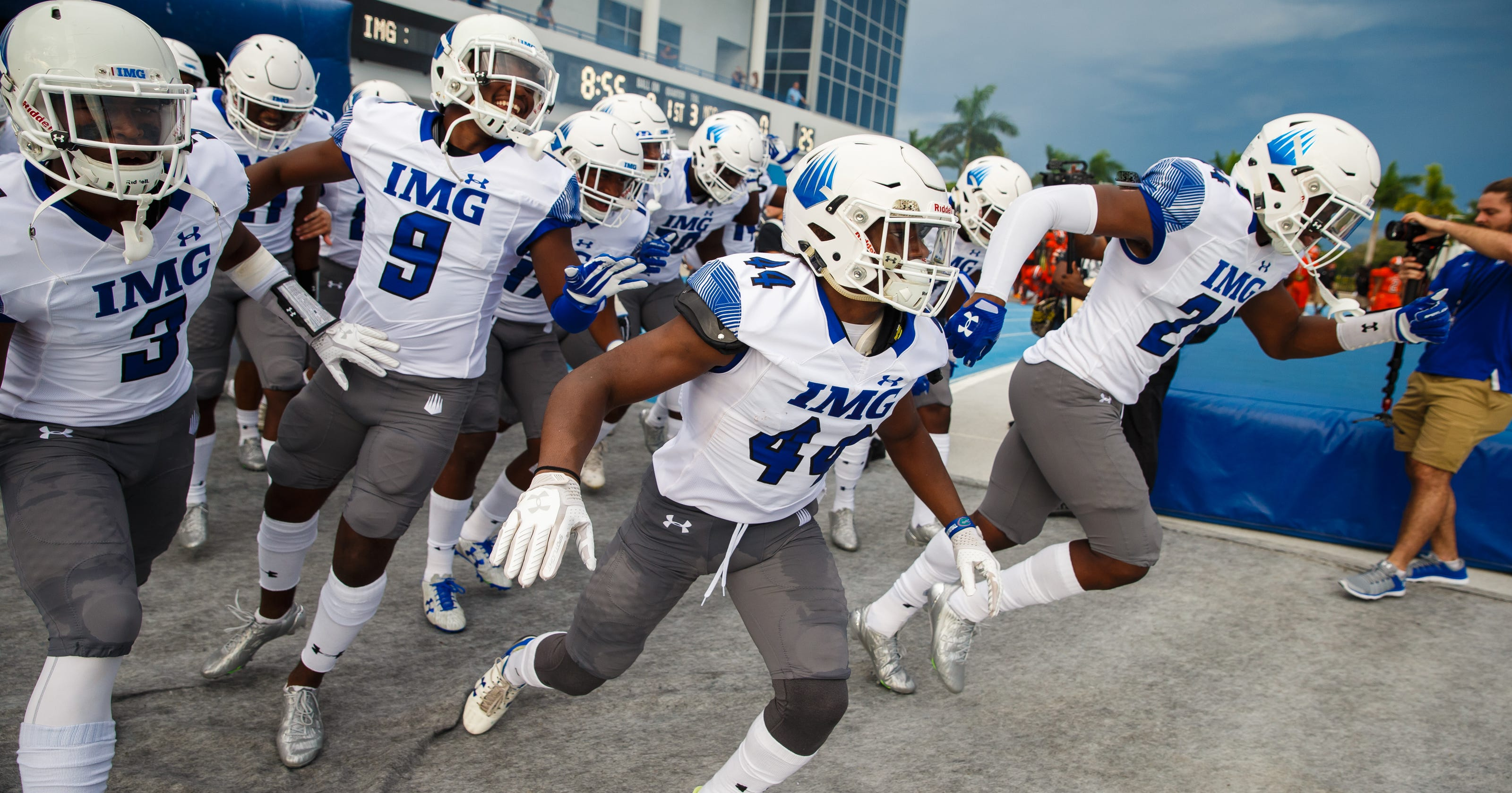 Image result for img academy football