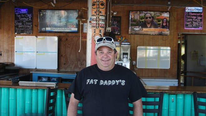 Mike Deeley is the new co-owner of Fat Daddy's Resort and Marina in Dover, Tenn. Deeley and his sister own the place and have been working to upgrade it for a better experience.