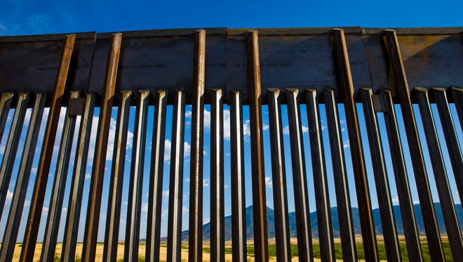 The Mexican government has cracked down on illegal immigration along its border with Guatemala and Belize, which means fewer Central American migrants are making their way north to cross into the U.S.
