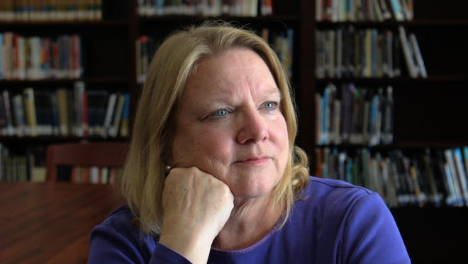 Author Peggy O'Neal Peden lives in Donelson.