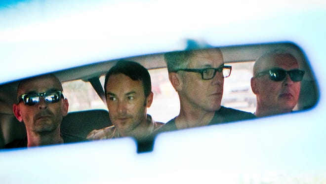 The Toadies will perform Sept. 19 at Ticky Falls, Downtown.