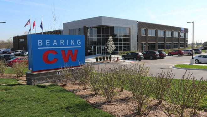 CW Bearing USA's new North American headquarters on Technology Drive.