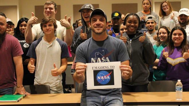 Kyle Mayfield of Brady, Texas.