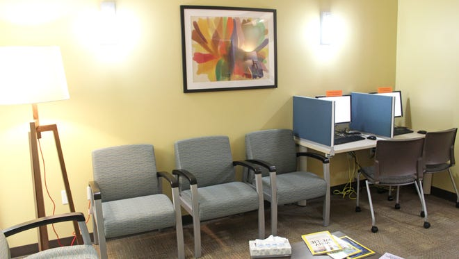 The new, east side University of Iowa Counseling Service location aims to make it easier for students to access mental health services.