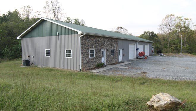 County officials offered $85,000 in economic incentives to encourage East Fork Pottery to build a manufacturing, distribution and retail facility at the former site of the county maintenance department.