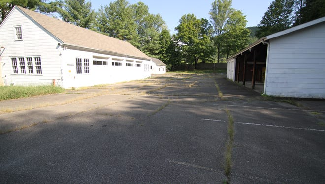 Buildings on the former Forest Service site will house the town's fire department and maintenance department.