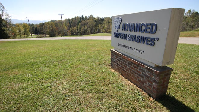 Advanced Superabrasives plans to build a new facility on Main Street in Mars Hill and add 44 new full-time jobs.