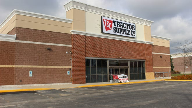Tractor Supply Company, which plans to open later this year, is now hiring.