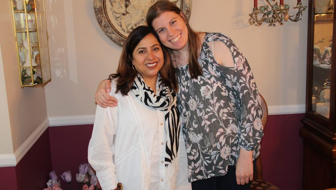 With the help of Easterseals New Jersey in East Brunswick and her case manager Farzana Haider, Dayna Stroumtsos overcame many daily life and mental health struggles.