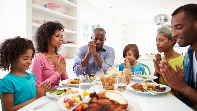 Streamlining expectations on Thanksgiving is a great way to make sure everyone gets through with less stress.