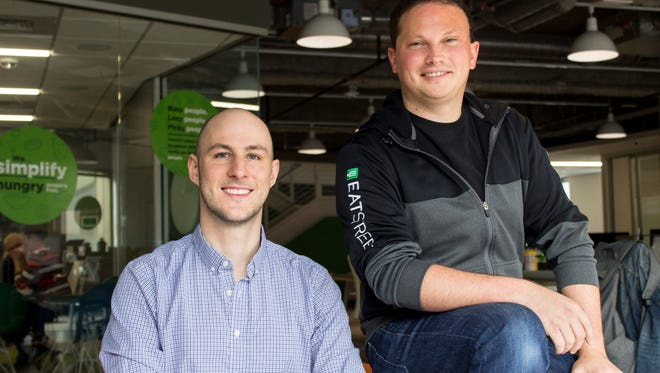 EatStreet co-founders Matt Howard and Alex Wyler were named to 2018 Forbes 30 Under 30 list.