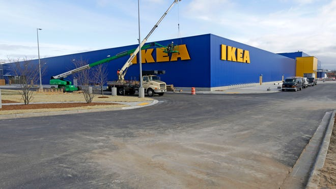 A large new apartment development is being proposed for an Oak Creek site not far from the future Ikea store.