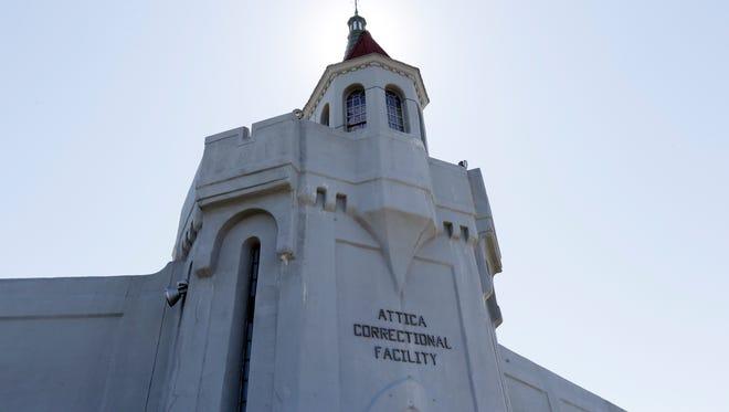 Attica Correctional Facility.