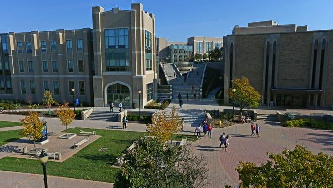 Xavier University is a private Jesuit Catholic university in Cincinnati, Ohio.