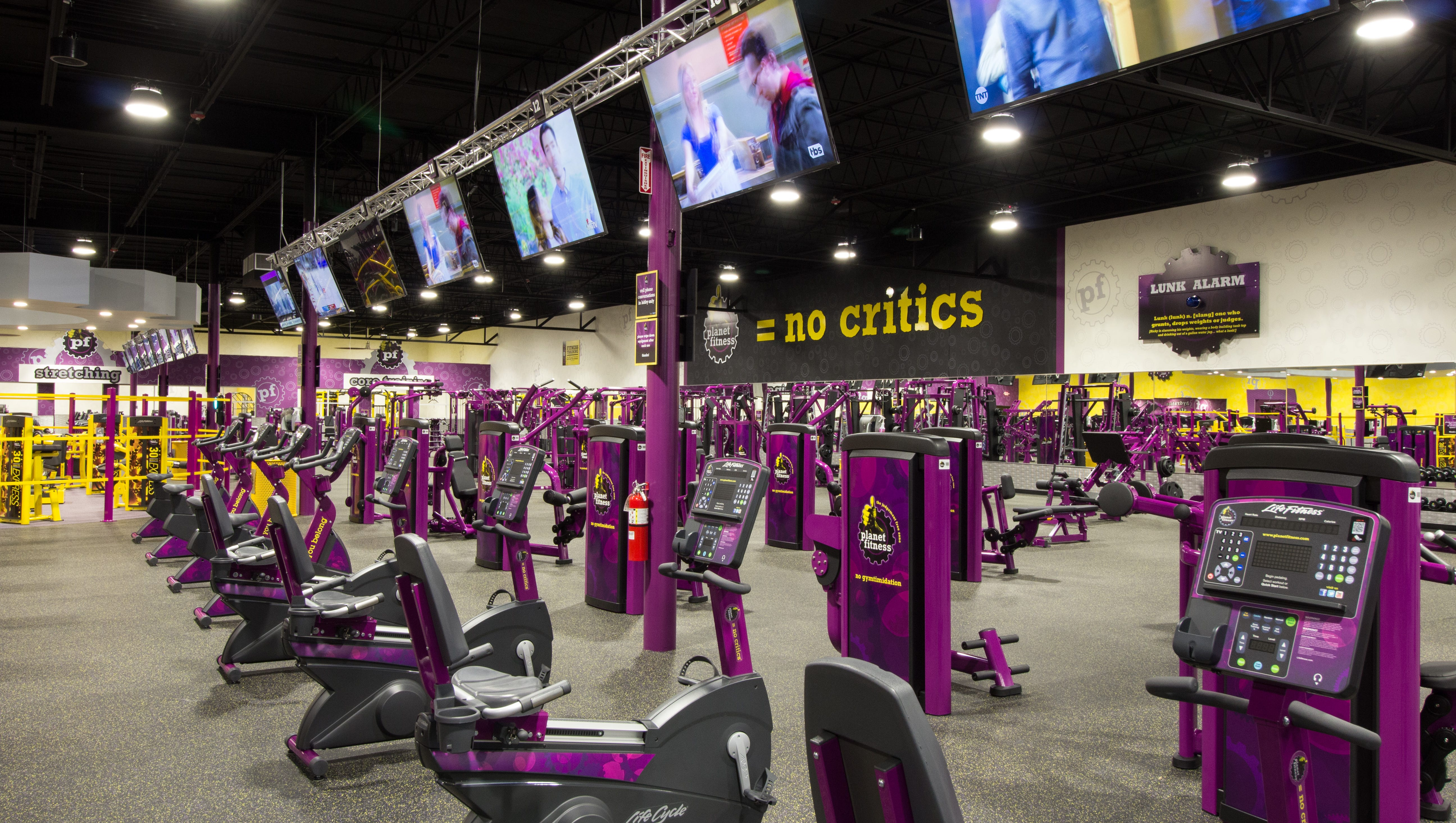 Planet fitness plans to open gym in downtown detroit