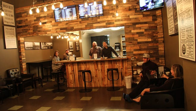 Capital Taproom, located at 150 High St. SE, scored a perfect 100 on its semi-annual inspection Nov. 14.