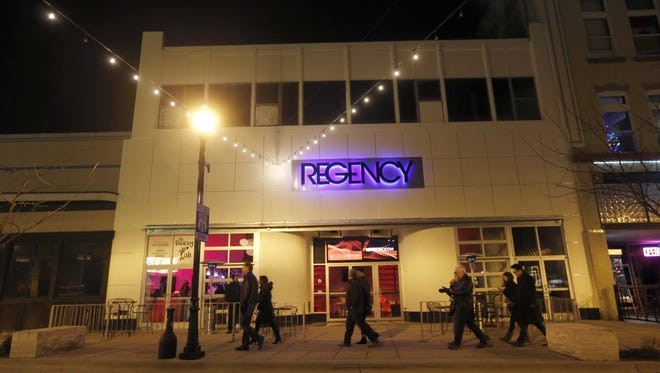 Scenes from opening night at the Regency in downtown Springfield on New Year's Eve 2015. As of Jan. 11, 2018, the club was sold, its founder said.