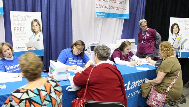 """Dubbed """"Spring Break for Women,"""" the 2018 Mid-Michigan's Women's Expo showcases products from various industries designated for women, all in one place."""