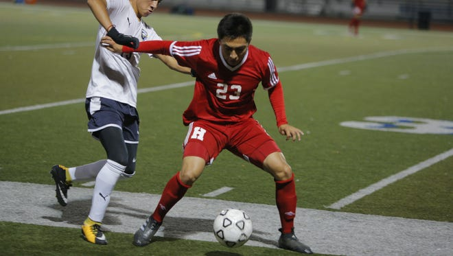 San Benito and Alvarez played to a 0-0 draw Tuesday night.