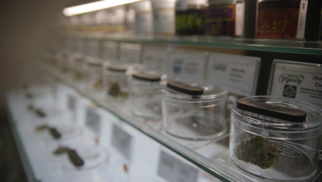 The moratorium on new recreational marijuana dispensaries in Clark County is indefinite.