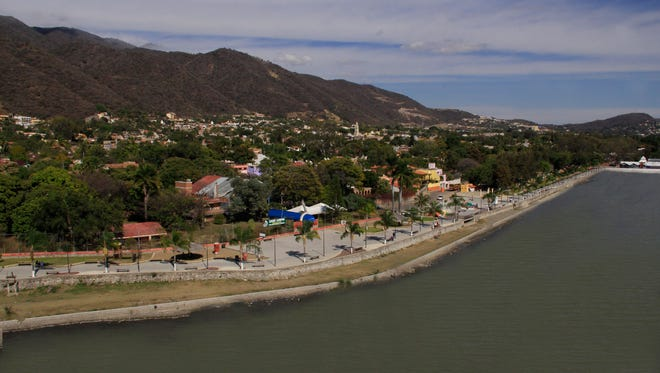 Living in a town like Ajijic could suit some seniors better than settling into a typical stateside retirement home, since they'd be living in a beautiful natural setting.