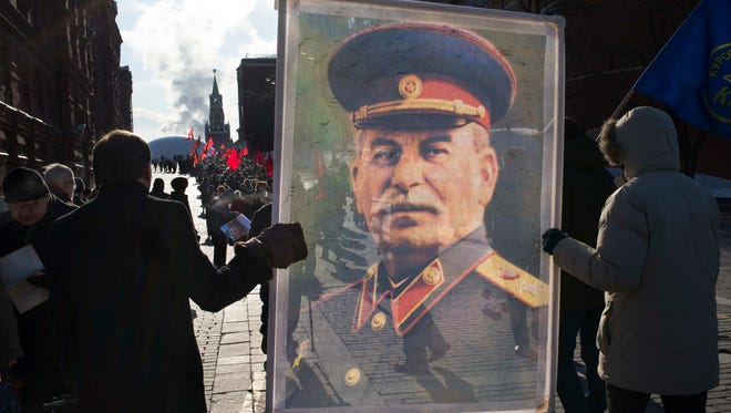 Josef Stalin led the Soviet Union from 1924 until his death in 1953.