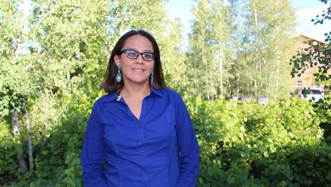 Jessica Stago is the program manager for the Native American Business Incubator Network in Flagstaff, Arizona.