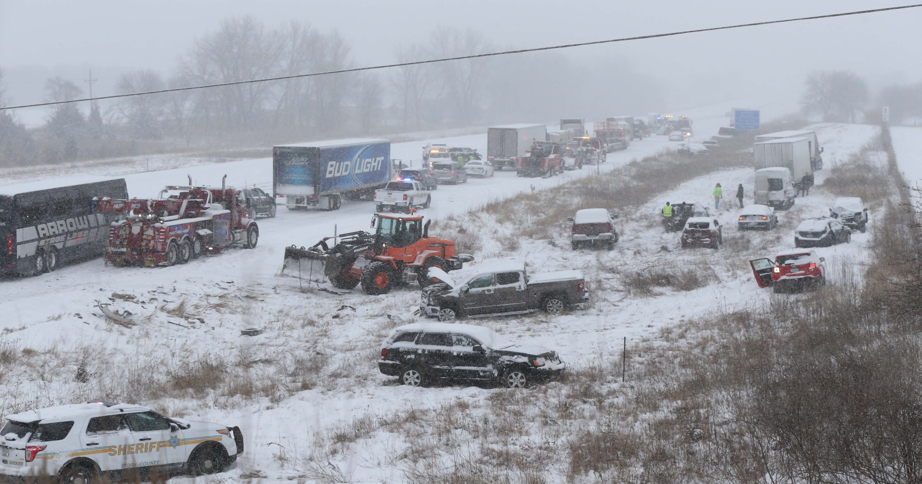 Death toll from Monday snowstorm rises to 9