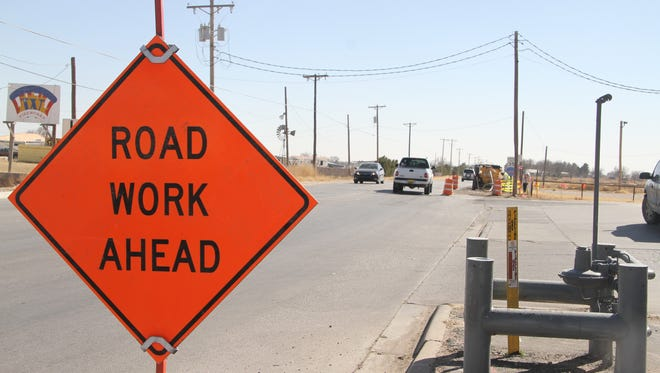 Construction on Standpipe Road is expected to last through Fall 2018. The project is expected to improve roadway for residents and drivers, specifically those who operate a semi truck.