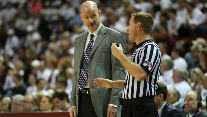 The frustrating end to Andy Kennedy's Ole Miss tenure continued with a loss to Mississippi State Saturday night.