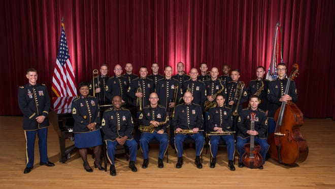 The Port St. Lucie Sunset Rotary Club will host the internationally acclaimed U.S. Army Jazz Ambassadors in a free public concert on March 2 at the Port St. Lucie Community Center, 2195 S.E. Airoso Blvd., Port St Lucie.