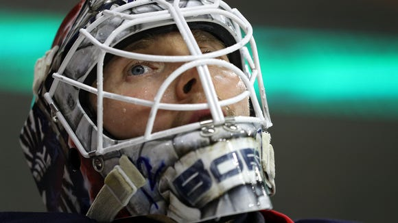 Ex-Flyer Sergei Bobrovsky has had his old team's number in the past, but lost in overtime last week.