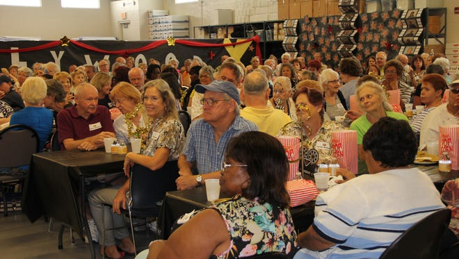 More than 300 election workers were recognized for their contributions.